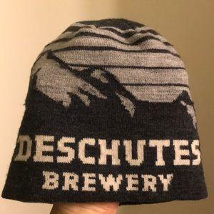 Deschutes Brewery Beanie